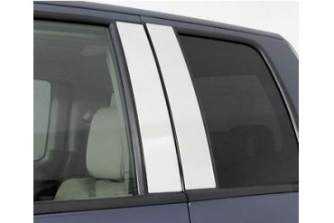 1999-2007 Ford F-350 Super Duty Pillar Trim Willmore Manufacturing Ford Pillar Trim 606802-1 99 00 01 02 03 04 05 06 07