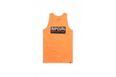 Mens Rip Curl Tank Tops - Rip Curl The Search Aggro Tank Top