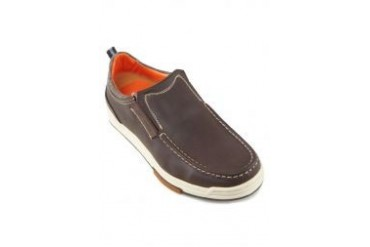SCORPION Leather Slip On Shoes