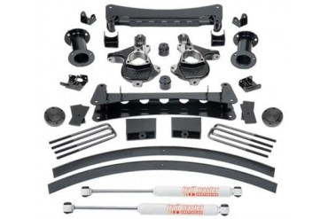 Trail Master 6.0 Inch Knuckle Suspension Lift Kit with Rear NGS Shocks TM103N Complete Suspension Systems and Lift Kits