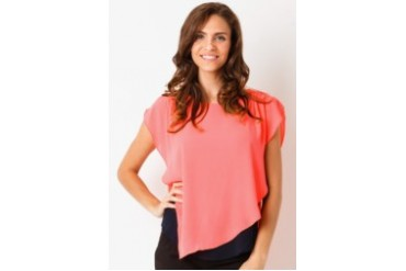 Voerin Ravel Top Pink Pink