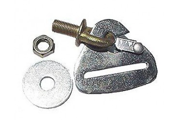 Sparco Snap-In Harness Hardware Kit wo Eye Bolt