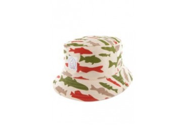 Pestle & Mortar Camofish Bucket Hat