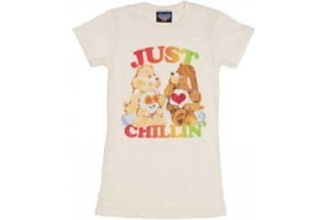 Care Bears Just Chillin' Baby Doll Tee by JUNK FOOD