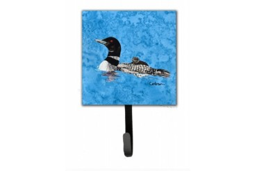 Bird - Loon Leash Holder or Key Hook