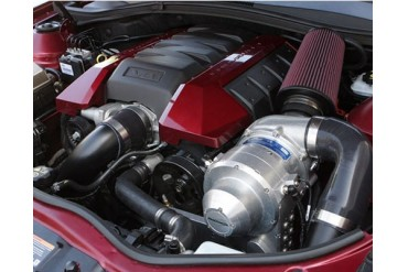 ProCharger Stage II Intercooled System with i-1 Chevrolet Camaro SS LS3 L99 10-13