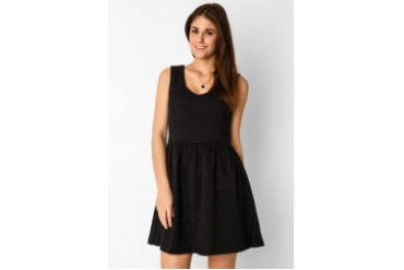 Urban Twist V-Neck Mini Dress