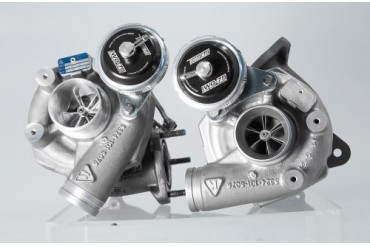 Vivid Racing K16 or K24 Billet Turbo Upgrade Stage 3 Porsche 996 Turbo GT2 01-05