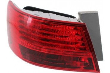 2009-2010 Hyundai Sonata Tail Light Replacement Hyundai Tail Light REPH730186NSF 09 10