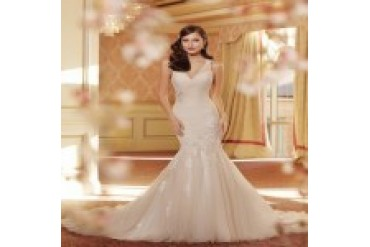 "Sophia Tolli ""In Stock"" Wedding Dress - Style Olenna Y11418"