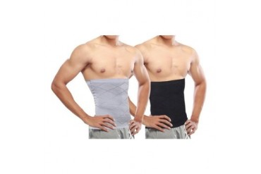 Men s Compression and Slimming Waist Wrap
