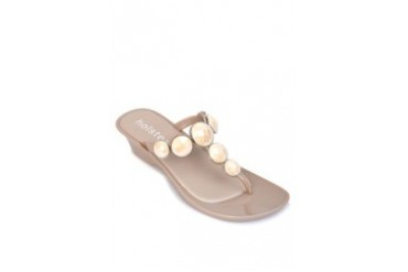 Covergirl Jeweled Wedges