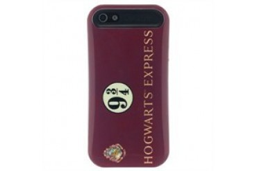Harry Potter Hogwarts Express 9 3/4 iPhone 5 Hybrid Phone Case