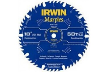 IRWIN TOOLS 1807368 MARPLES LASER CUT 10-INCH 50-TOOTH ALTERNATE TOOTH BEVE