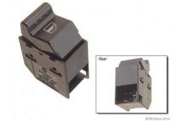 1998-2002 Volkswagen Beetle Window Switch OE Aftermarket Volkswagen Window Switch W0133-1618079 98 99 00 01 02