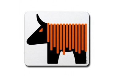 The heilancoo.net Signature Signature Mousepad by CafePress