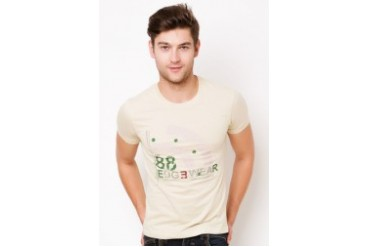 Basic Printed T-shirt