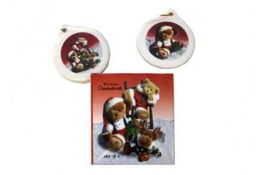 Ddi Boyd s Porcelain Ornaments (pack Of 72)