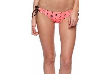 Womens Fox Swimwear - Fox Keyhole Side Tie Bottom