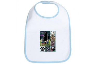 Save a Life Family Bib by CafePress