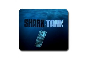 Shark Tank Water Mousepad