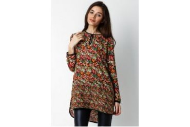 Triset Ladies Long Sleeve Blouse