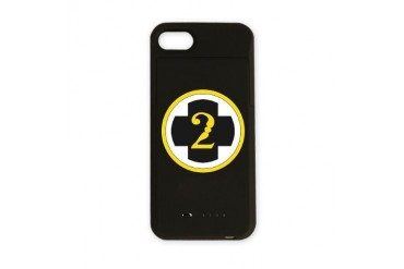 USA 2nd Medical Brigade Army iPhone Charger Case by CafePress