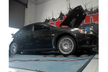 Vivid Racing Performance Package Mitsubishi EVO X 08-12