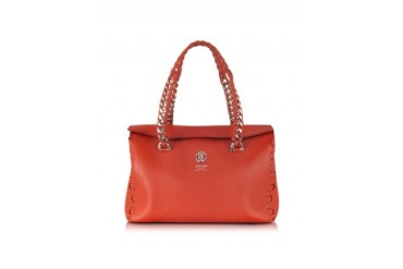 Regina Small Leather Satchel