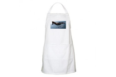 F-4 Phantom II BBQ Military Apron by CafePress