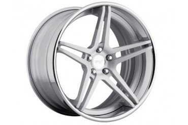 Niche Wheels 3-Piece Series A200 Sportiva 24 Inch Wheel