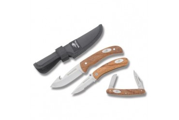 Winchester Fixed Blade and Folders Gift Set