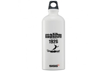 malibu 1926.jpg Sports Sigg Water Bottle 1.0L by CafePress