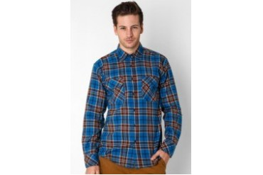 Travis Jeans & Co Flanel III LS Shirt