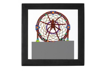 INFINITE CREATOR - Spider Keepsake Box by CafePress