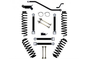 Rock Krawler 3.5 Inch Short Arm Flex Lift Kit TJ300003 Complete Suspension Systems and Lift Kits