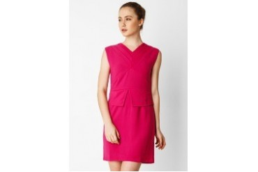 Urban Twist Cut Detail Mini Dress