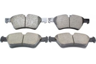 2006-2007 Mercedes Benz ML500 Brake Pad Set Akebono Mercedes Benz Brake Pad Set EUR1123 06 07