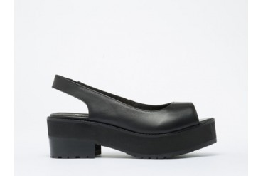 To Be Announced Tolman in Black Leather size 7.0