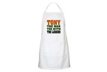 TONY - The Legend BBQ Apron