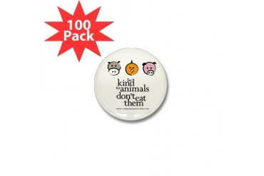 Mini Button 100 pack - Orange Chick Mini Button 100 pack by CafePress