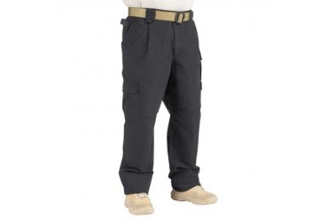 Men's Tactical Pants - Tactical Pant-Black-Waist 40-Length 32