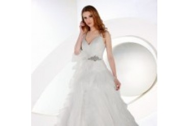 "Davinci Limited ""In Stock"" Wedding Dress - Style 52011"