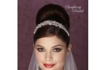 Symphony Bridal Crowns - Style 7133CR