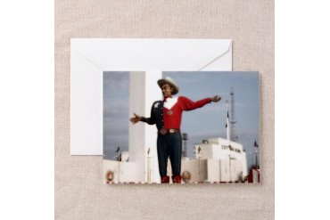 Great State Fair of Texas Greeting Cards Package Texas Greeting Cards Pk of 10 by CafePress