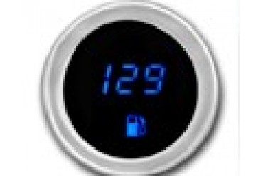 Cyberdyne Blue Ice Fuel Gauge VDO