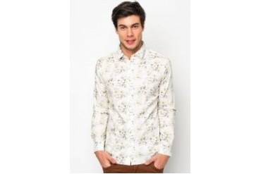 FMS by Radioactive Wild Floral Long Sleeve Shirt