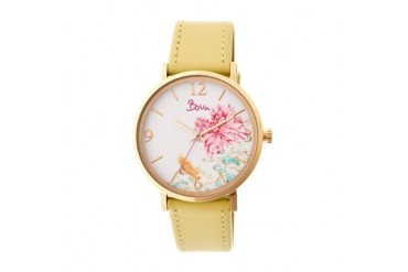 Boum Mademoiselle Watch-Gold Yellow
