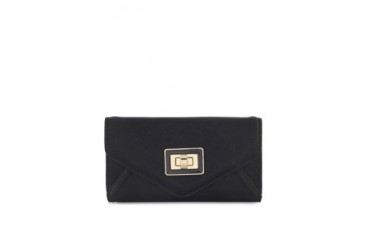 HUER Darby Flap Wallet