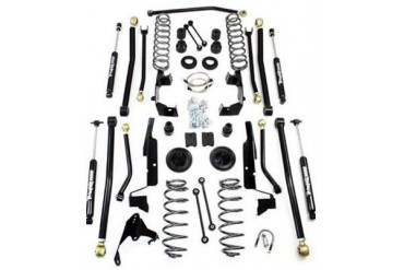 TeraFlex 4 Inch Elite LCG Long Arm Lift Kit 1257400 Complete Suspension Systems and Lift Kits